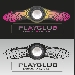 Design logo of night-club `Play`, on Yekaterinburg