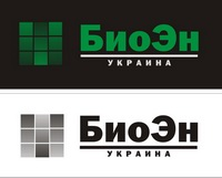Logo for the company BioEn Ukraine. Specialization - biofuels, renewable energy